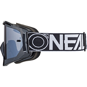 O'Neal B-10 Goggles twoface black/white-mirror silver